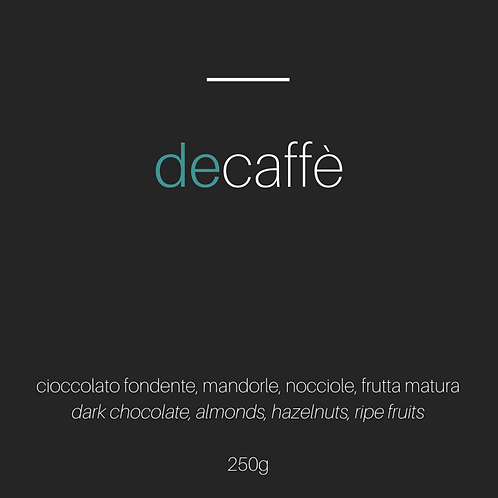 decaffè | medium