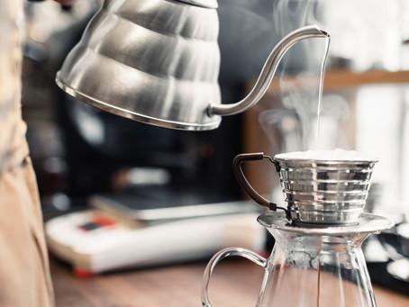 caffè all'americana 𝘃𝘀 caffè americano