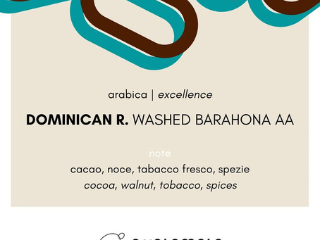 Dominican republic washed barahona AA