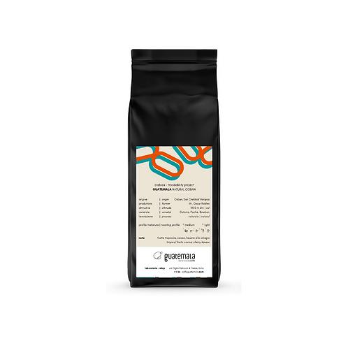 guatemala natural coban | 500g medium