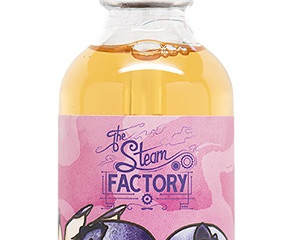 Рецепт THE STEAM FACTORY - Blue Ballz