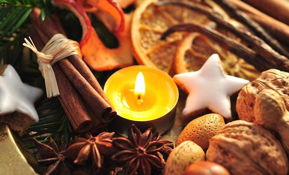 Набор - CHRISTMAS SET (mini)