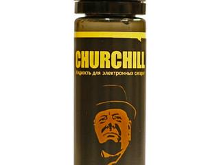 Жидкость для электронных испарителей CHURCHILL