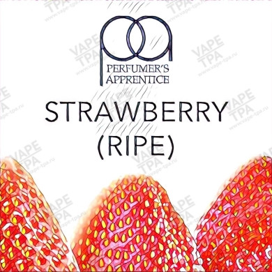 Ароматизатор TPA Strawberry (Ripe)