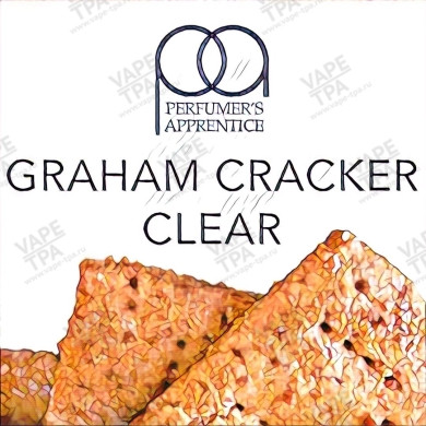 Ароматизатор TPA Graham Cracker Clear