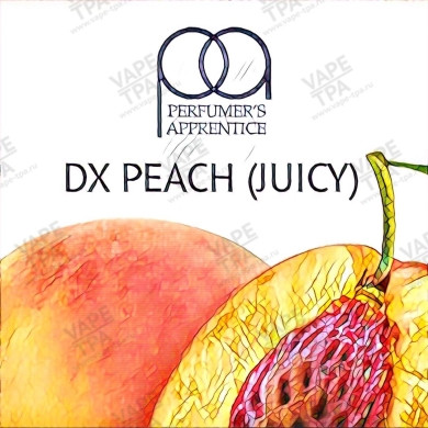 Ароматизатор TPA DX Peach (Juicy)