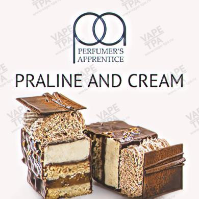 Ароматизатор TPA Praline and Cream