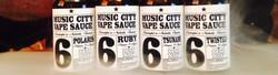 Рецепт самозамеса MUSIC CITY