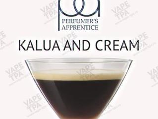 Ароматизатор TPA Kalua and Cream  Flavor