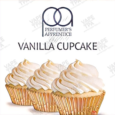 Ароматизатор TPA Vanilla Cupcake