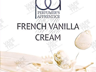 Ароматизатор TPA French Vanilla Cream Flavor