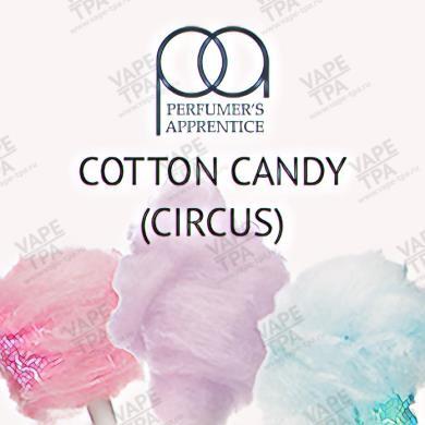 Ароматизатор TPA Cotton Candy (Circus)