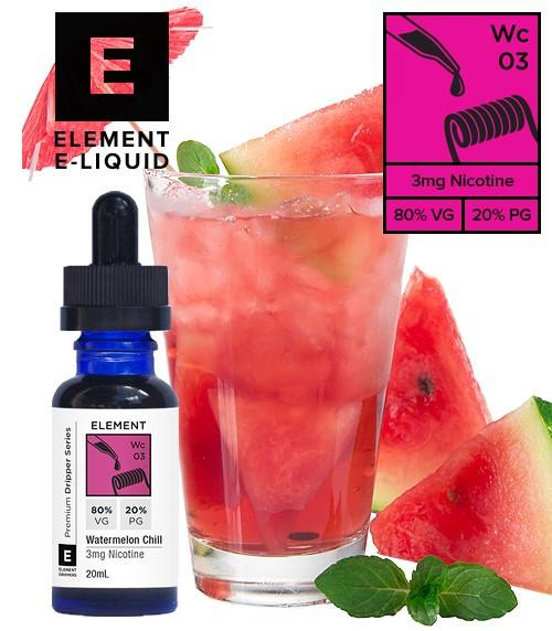 Рецепт ELEMENT E-LIQUID - Pink Lemonade