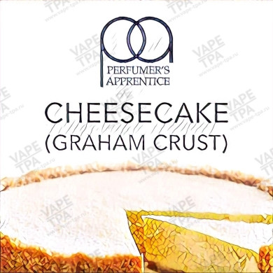 Ароматизатор TPA Cheesecake (Graham Crust)