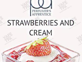 Ароматизатор TPA Strawberries and Cream  Flavor