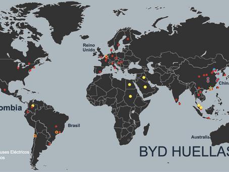 ByD sigue creciendo y podría llegar a México