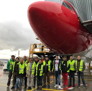 Führung Flughafen Zürich