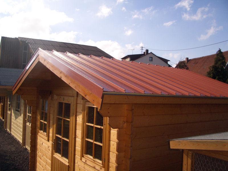 dach dachbahnen f r heim und garten balkon. Black Bedroom Furniture Sets. Home Design Ideas