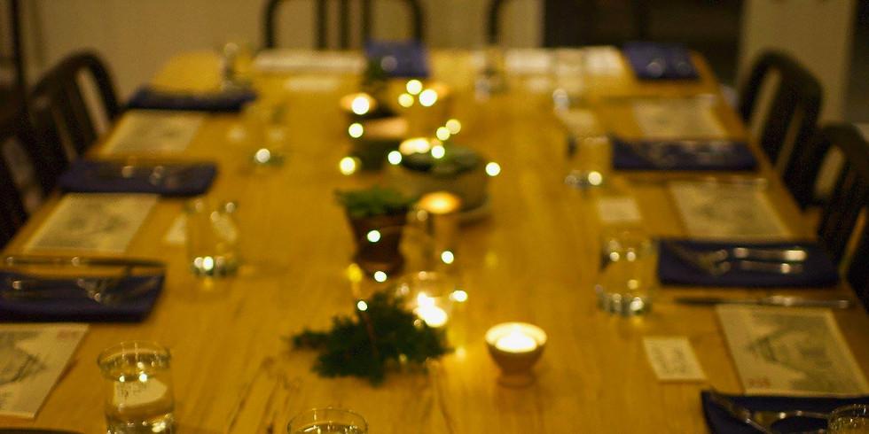Winemakers Dinner at Heyday Farm with Betsey Wittick of Bainbridge Vineyards