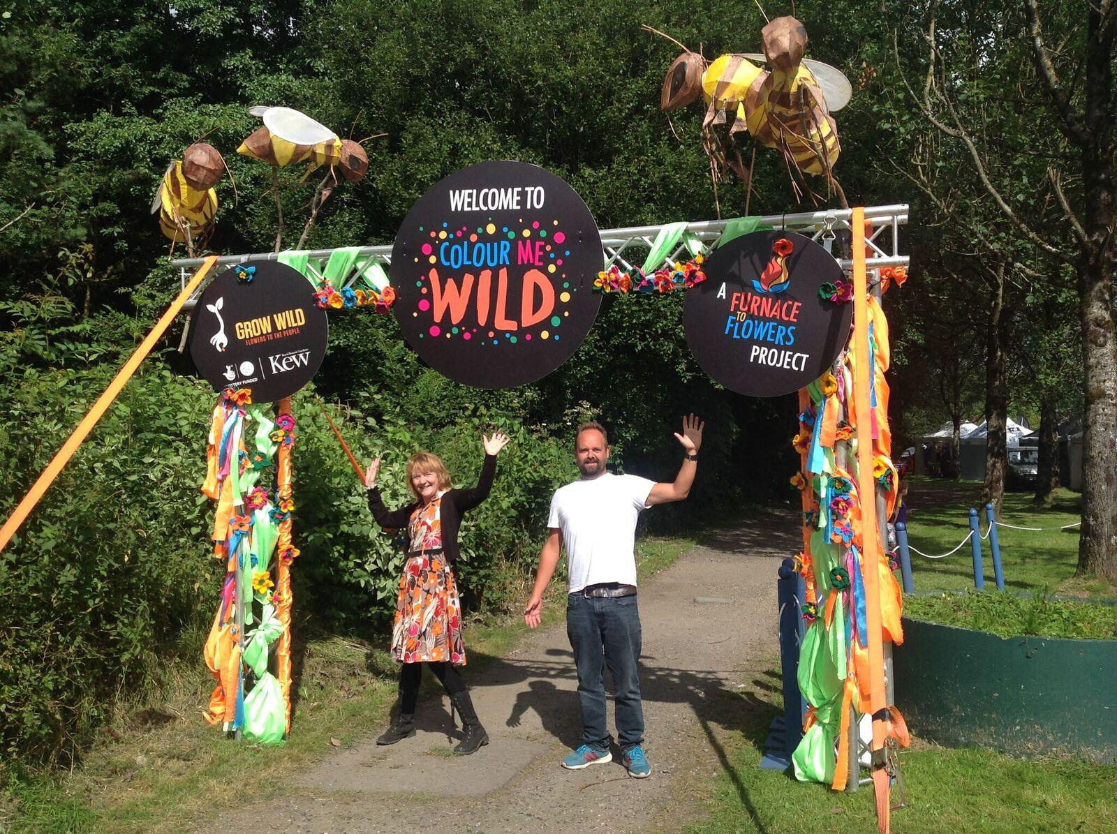 Colour Me Wild Festival