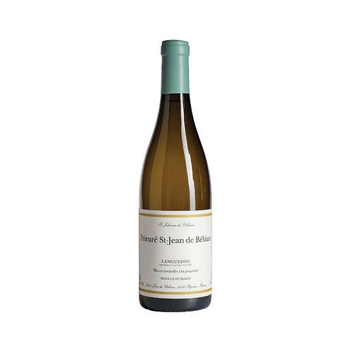 Prieure Saint Jean de Bebian Blanc 2018