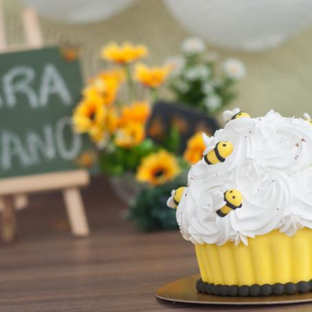 Cake Smash - Sara