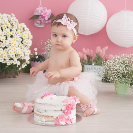 Cake Smash - Larissa