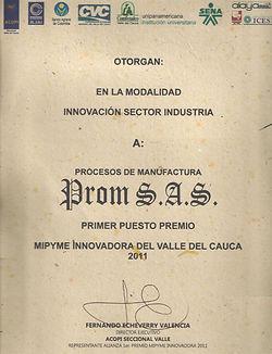 Innovación Prompack