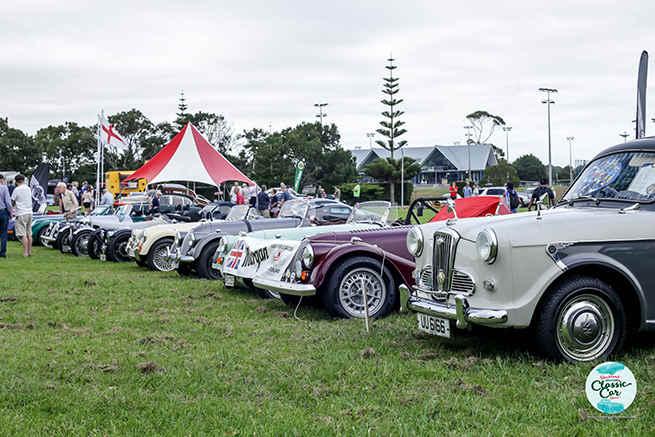 Auckland Brit & Euro Classic Car Show 2018