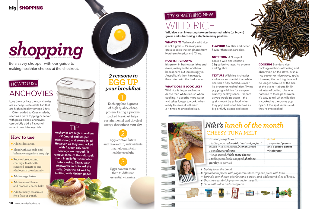 Heatlhy Food Guide