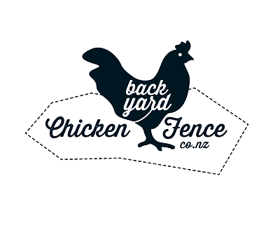 Freelance Graphic Designer NZ – Logo Backyard Chicken Fence