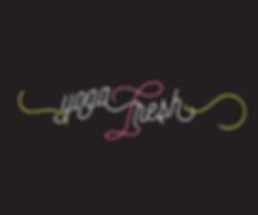 Freelance Graphic Designer NZ – Logo Yoga Fresh
