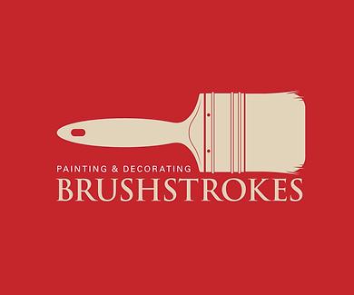 Freelance Graphic Designer NZ – Logo Brushstrokes
