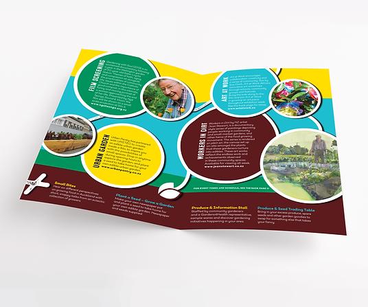 Freelance Graphic Designer NZ – Brochure Growing the Future
