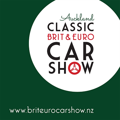 Freelance Graphic Designer NZ – Logo Auckland Classic Car Show
