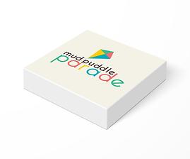 Freelance Graphic Designer NZ – Logo Mud Puddle Parade