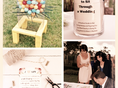 Three fun ideas to make your wedding interactive and memorable
