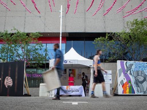 Le festival qui fait rayonner les artistes d'ici est de retour!