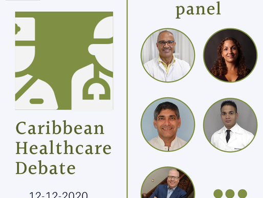 Caribbean Healthcare Debate