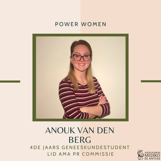 Anouk van den Berg, Power women!