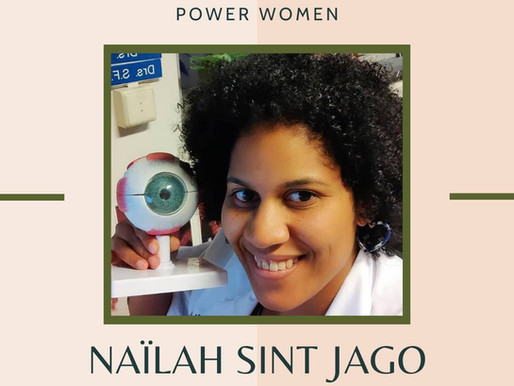 Naïlah Sint Jago, Power women!