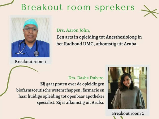 ATMYS Breakout room sprekers