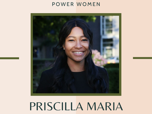Priscilla Maria, Power women!