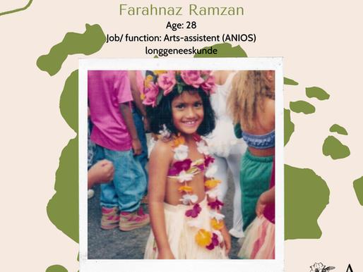 Farahnaz's story, ATMYS