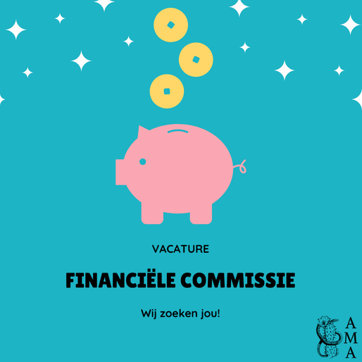 Vacature Financiële Commissie