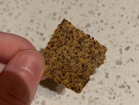 Easy Grain Free Crackers