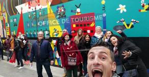 Tourisme et cohésion d'équipe