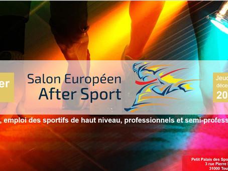 1er salon européen After Sport à Toulouse!