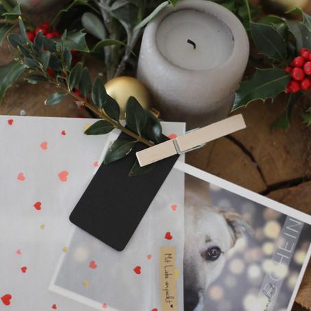 Weihnachtspatenschaften nur noch bis zum 16.12.2020 erhältlich