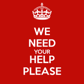 We still need your help!